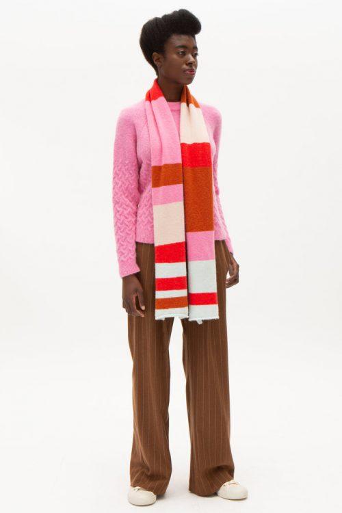 x Sjaal van Nathalie Vleeschouwer