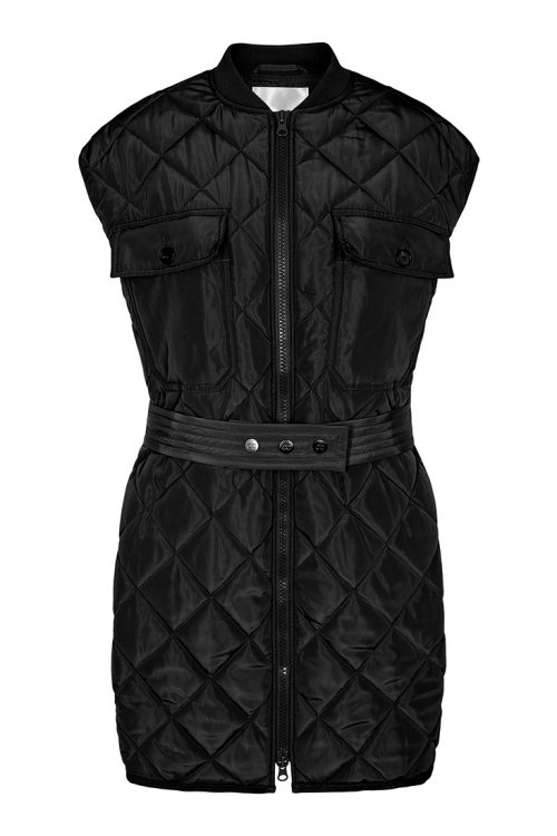 Bodywarmer van Co'couture