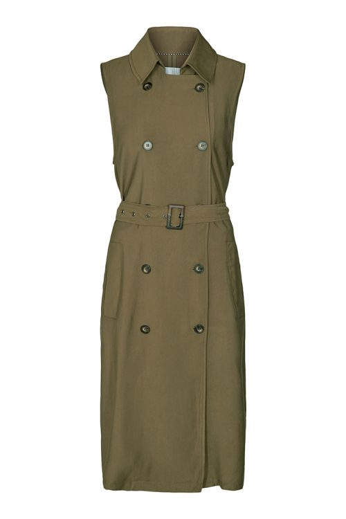 Jurk trenchcoat van Co'couture