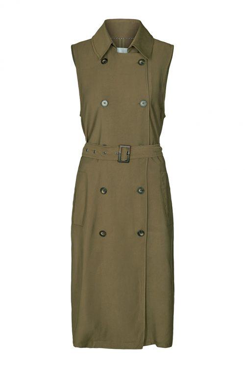Jurk trenchcoat van Co'couture