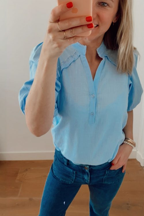blouse van Ange
