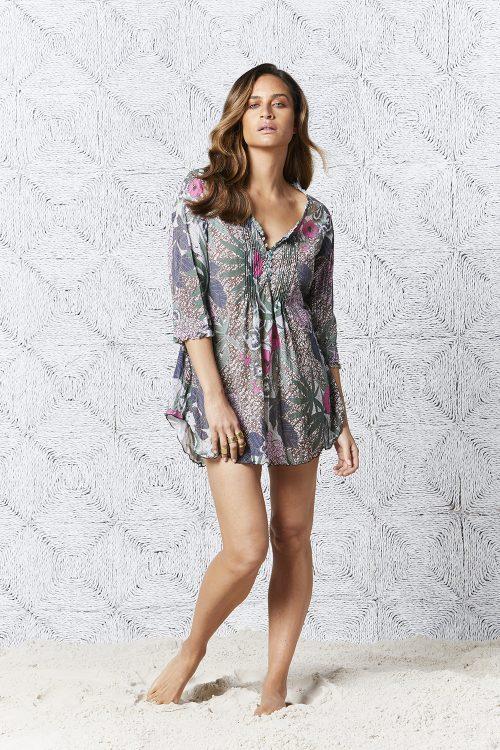 blouse van one season