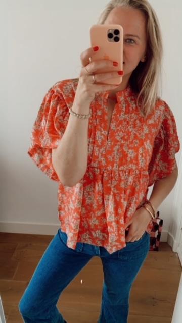 blouse van cofur